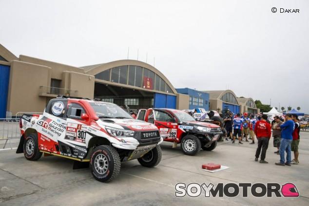 El Toyota de Nasser Al-Attiyah - SoyMotor.com