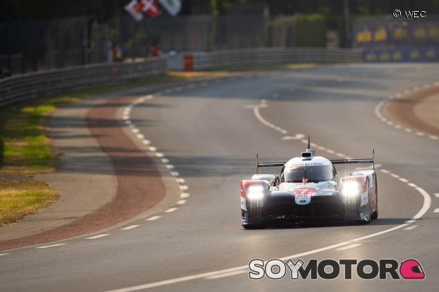 Nuevo doblete de Toyota antes de la 'hyperpole' de Le Mans