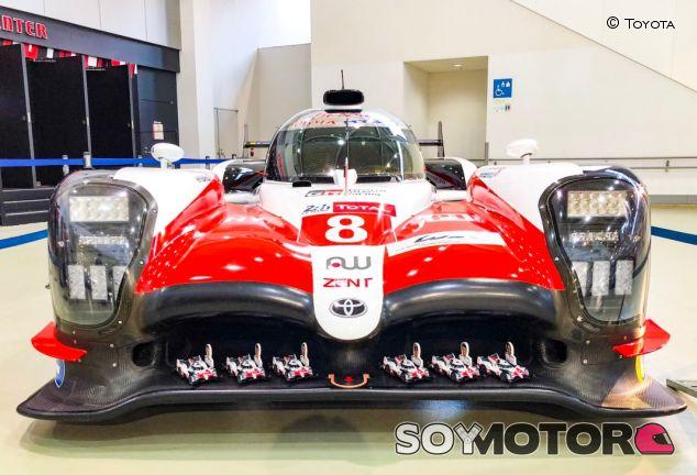 Toyota TS050 Hybrid 2018 - SoyMotor.com