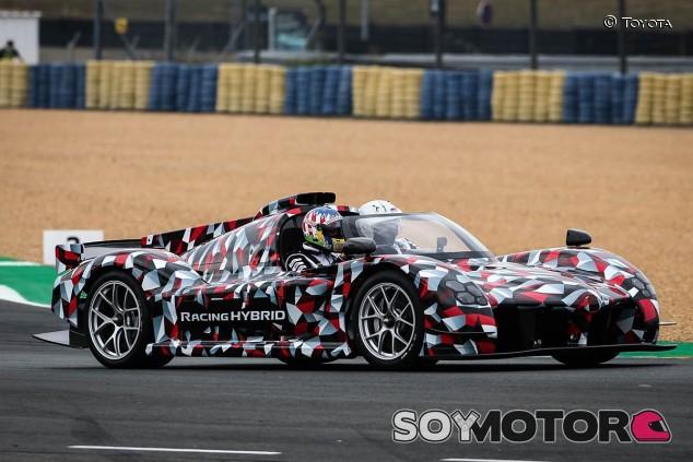 Toyota GR Super Sport - SoyMotor.com