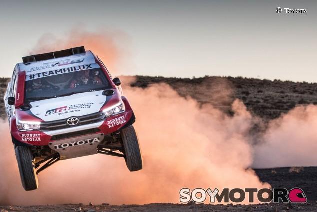 Toyota Hilux del Dakar 2019 - SoyMotor.com