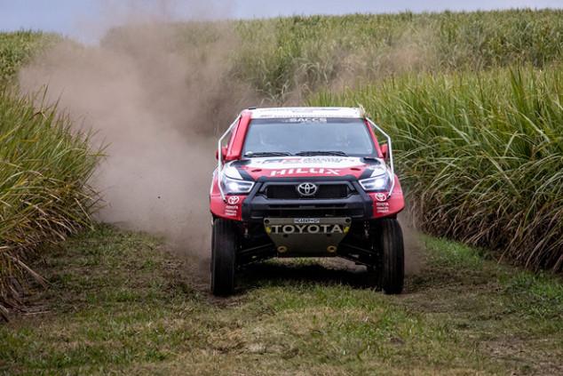 Toyota llevará un Hilux completamente nuevo al Dakar de 2022 - SoyMotor.com