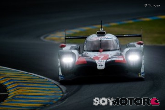 Los Toyota 'engordan' para la próxima temporada del WEC - SoyMotor.com