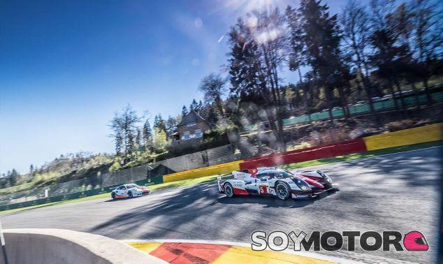 El Toyota de Sébastien Buemi en Spa-Francorchamps - LaF1