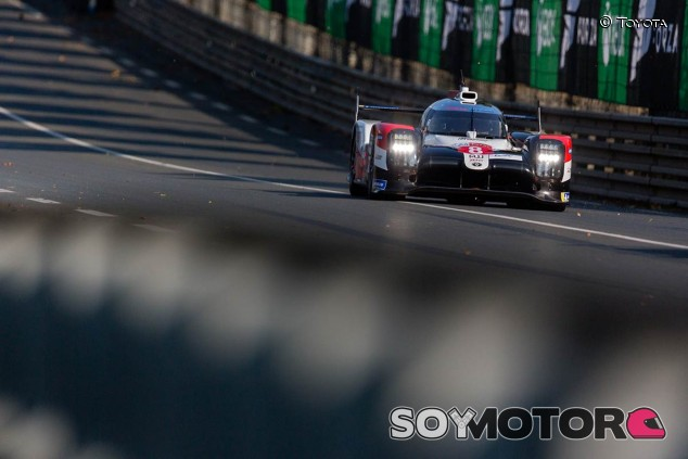 Toyota 8, hoy en Le Mans - SoyMotor.com