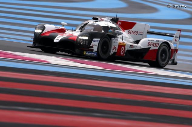 Alonso vuelve al Toyota del WEC hoy en un test en Paul Ricard - SoyMotor.com