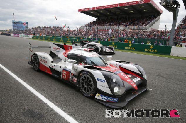 Le Mans y Bakú coincidieron en horario - LaF1