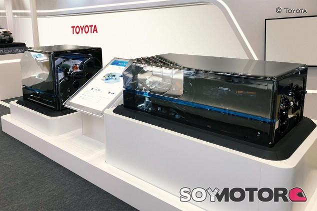 Toyota y Renfe colaborarán para avanzar hacia el tren de hidrógeno