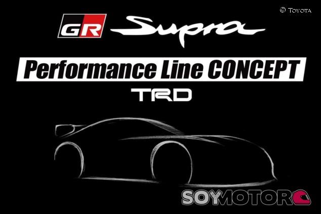 Toyota Supra TRD Performance Line: un poco más de 'wasabi' - SoyMotor.com