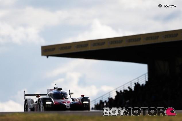 Toyota 7 en las 24 Horas de Le Mans 2019 - SoyMotor