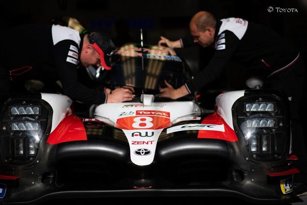Toyota teme a SMP en los primeros compases de Le Mans - SoyMotor.com