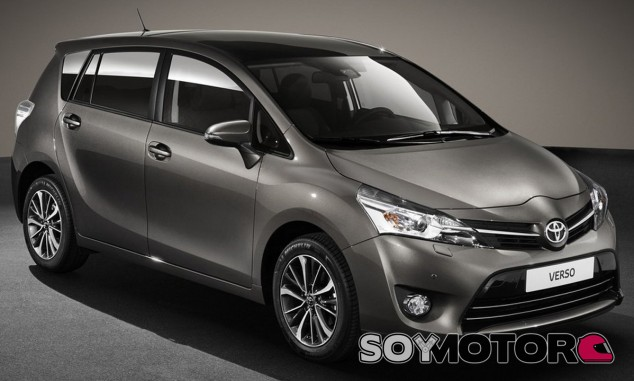 Toyota hace pequeños retoques en la gama del Verso - SoyMotor