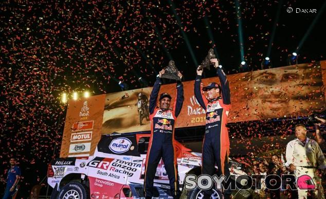 Nasser Al-Attiyah y Matthieu Baumel - SoyMotor.com