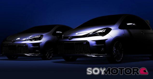 Los Toyota Vitz y Aqua se esconden entre las sombras hasta su estreno - SoyMotor