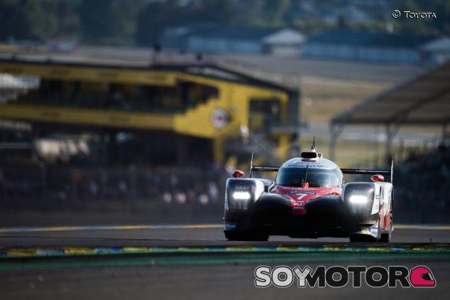 Kamui Kobayashi establece la vuelta más rápida de la historia de Le Mans - SoyMotor.com