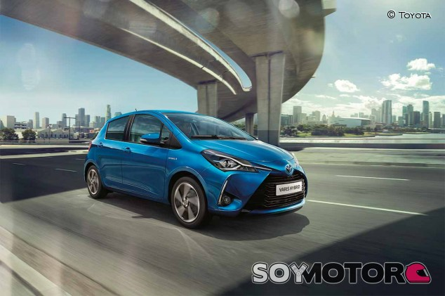 Toyota Yaris Feel! Edition: disponible desde 11.500 euros - SoyMotor.com