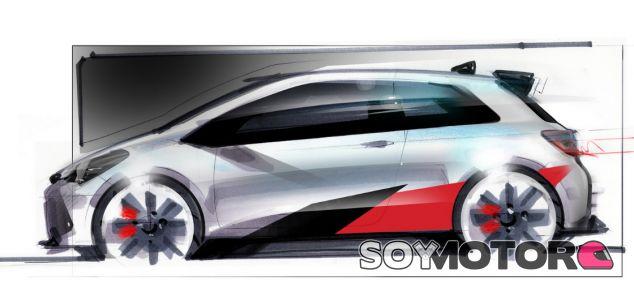 El Toyota Yaris WRC del vecino - SoyMotor.com