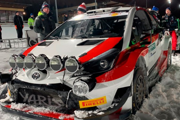 Kankkunen, invitado a disputar las superespeciales del Rally de Finlandia - SoyMotor.com