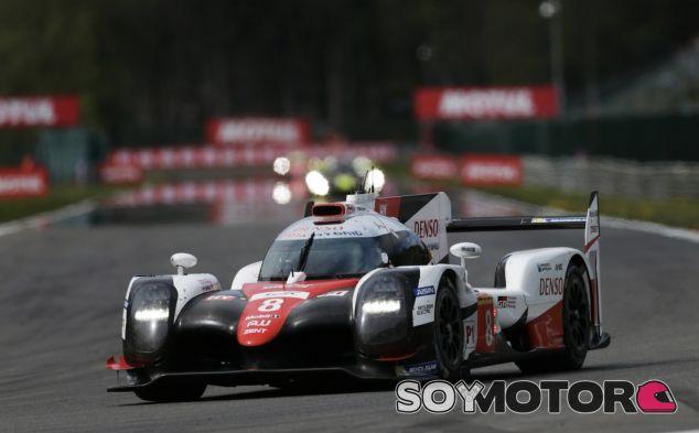 El Toyota #8 en Spa – SoyMotor.com