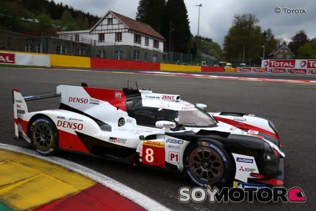 Alonso no se arrepiente de haber estado en el WEC sin más rivales – SoyMotor.com