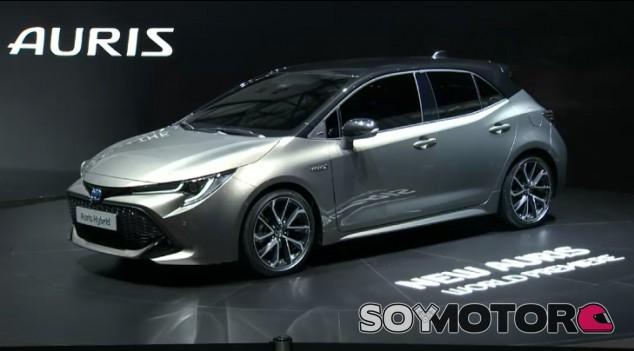 Toyota Auris 2019: renovación híbrida - SoyMotor.com