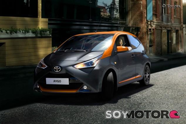 Toyota Aygo 2020: actualización de gama para el urbano japonés - SoyMotor.com