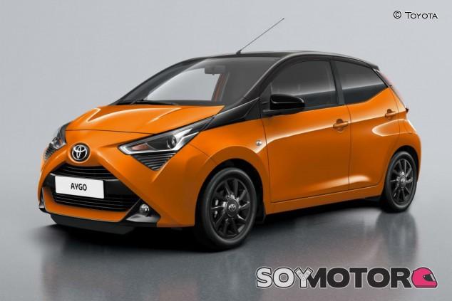 Nuevo Toyota Aygo x-cite, disponible por 11.900 euros - SoyMotor.com