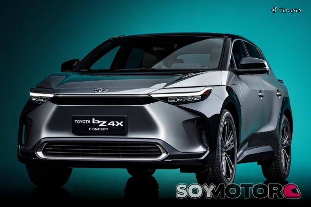 Toyota bZ4X Concept: el embrión de una nueva estirpe eléctrica - SoyMotor.com