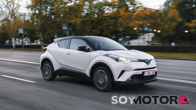 El Toyota C-HR será el primer modelo 100% eléctrico de la marca en China - SoyMotor