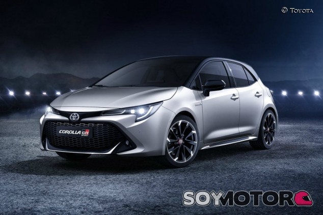 Toyota Corolla GR Sport: compacto con piel de lobo - SoyMotor.com