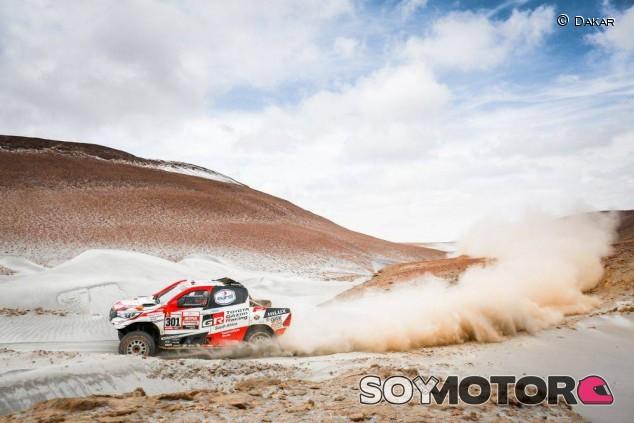 Sainz no descarta correr el Dakar 2020 junto a Alonso –SoyMotor.com