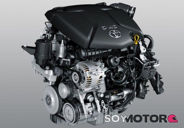 Toyota se deshará de todos sus bloques Diesel - SoyMotor.com