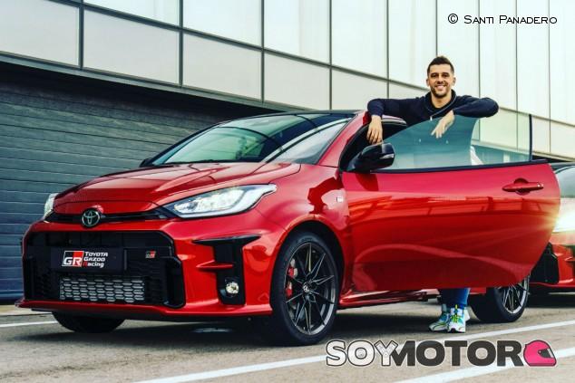 Toyota GR Yaris 2020: radical, con mayúsculas - SoyMotor.com