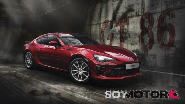 El nuevo Toyota GT86 está disponible en los concesionarios de la marca desde 34.490 euros - SoyMotor