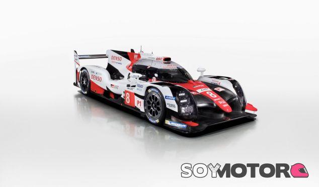 Foto de estudio del TS050 – SoyMotor.com