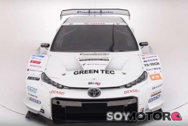 Toyota GR Prius PHV GT300 - SoyMotor.com