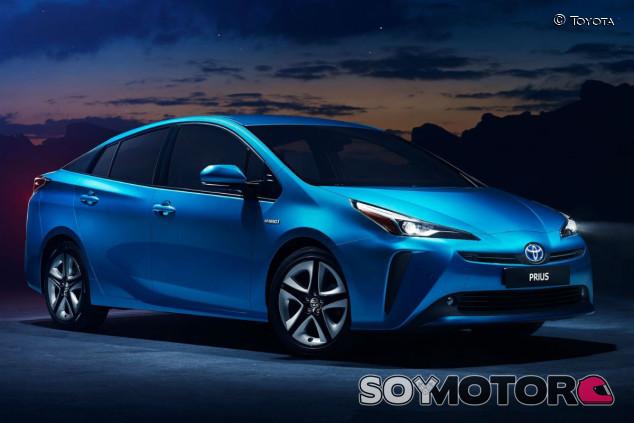 Toyota Prius 2019 - SoyMotor.com