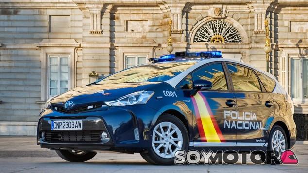 Toyota Prius+ - SoyMotor.com