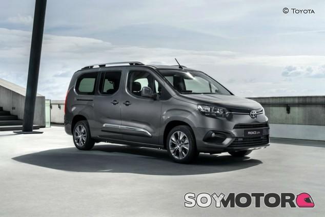 El Toyota Proace City eléctrico se fabricará en la planta de PSA en Vigo - SoyMotor.com