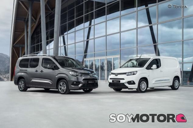 Toyota Proace City 2020: un vehículo para todo - SoyMotor.com