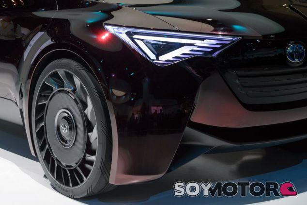 Toyota neumáticos sin aire - SoyMotor.com