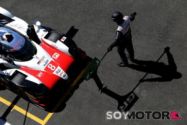 El Toyota TS050 Hybrid número 8 de Fernando Alonso – SoyMotor.com