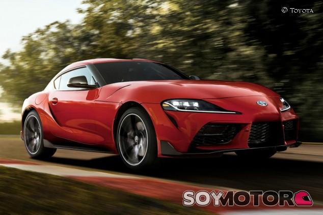 Toyota Supra - SoyMotor.com