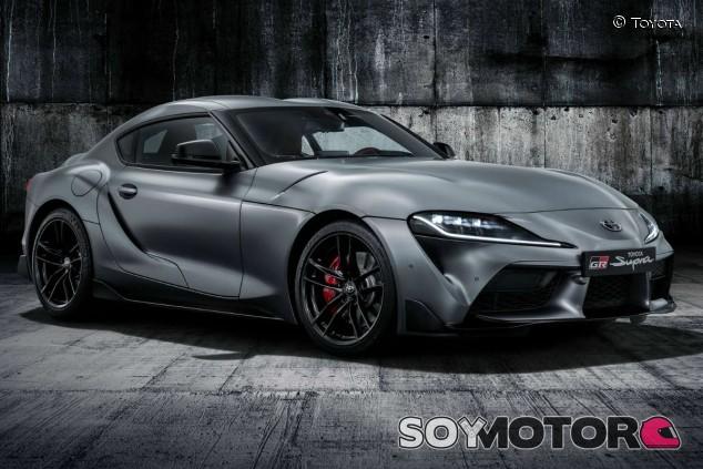 El Toyota Supra se presentó en el pasado Salón de Detroit - SoyMotor.com
