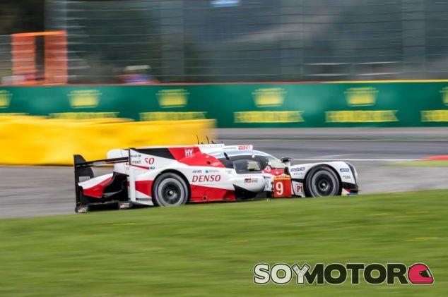 El Toyota LMP1 en las 6 Horas de Spa de 2017 – SoyMotor.com