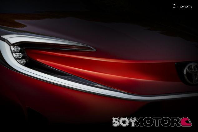 Toyota X Prologue: el futuro se revela el 17 de marzo - SoyMotor.com