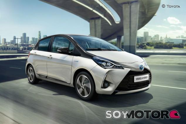 Toyota Yaris 20 Aniversario - SoyMotor.com