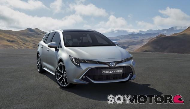 El nuevo Toyota Corolla hybrid Touring Sports ha sido creado y desarrollado en Europa - SoyMotor