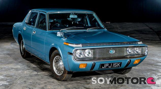 Toyota Crown 1972 - SoyMotor.com