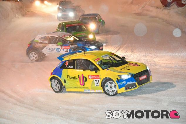 Trofeo Andros: anulada la segunda carrera, Aurelien Panis líder - SoyMotor